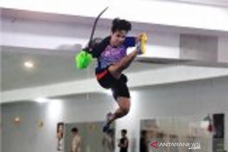Wushu world champion Seraf Naro determined to win PON gold