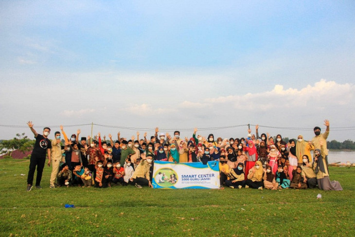 Komunitas 1000 Guru Jambi gelar '