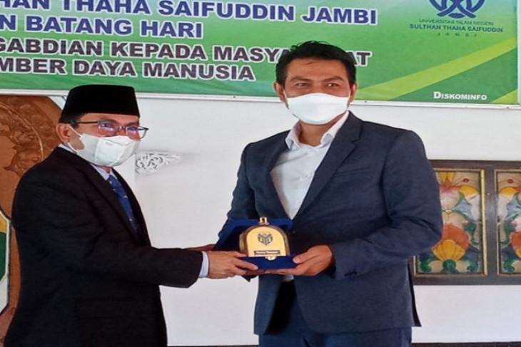 Bupati Batanghari dan Rektor UIN STS Jambi teken nota kesepakatan