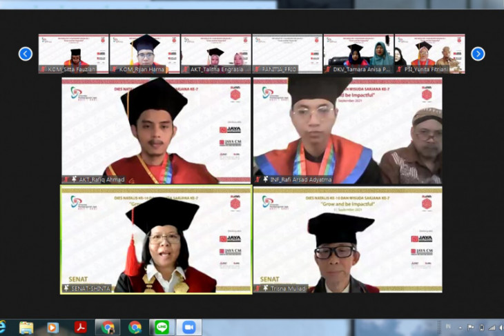 wisudawan UPJ berpeluang kerja di Grup Jaya