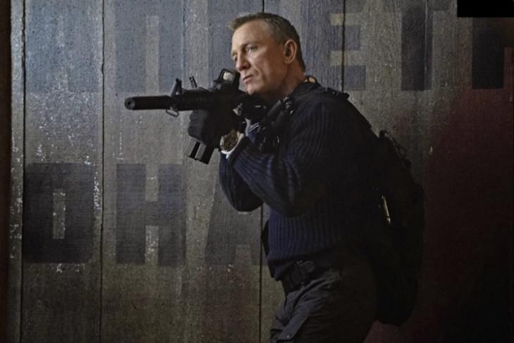 Daniel Craig merasa emosional saat pamit dari peran James Bond