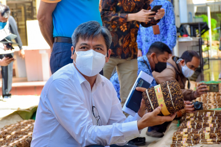 Industry Ministry proposes WRS to spur local tobacco absorption