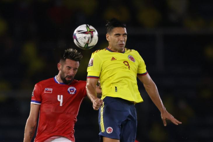 Falcao cetak gol dalam debut bersama Rayo saat taklukan Getafe 3-0