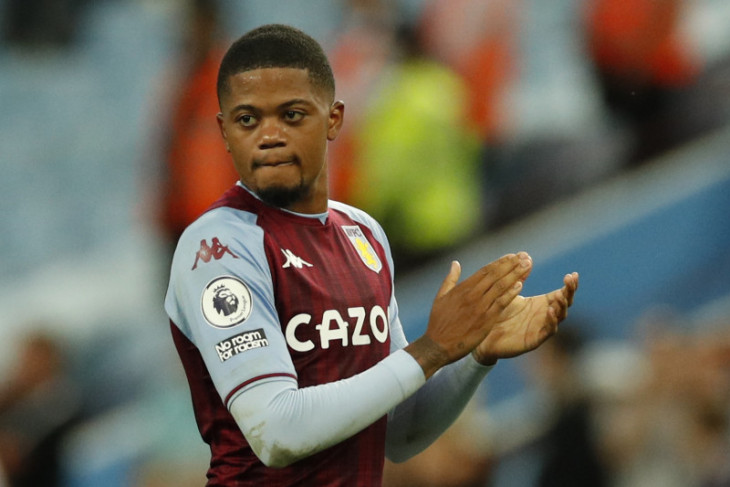 Leon Bailey merasa langsung jadi pemain sejati Aston Villa