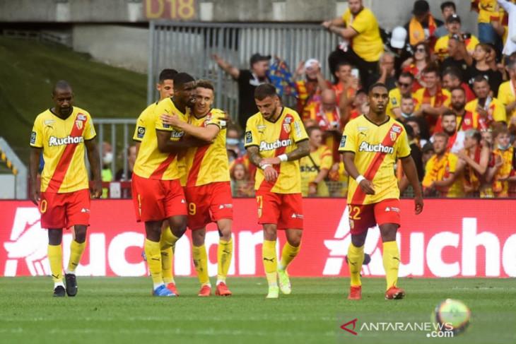 Liga Prancis: Lille terbebani label juara bertahan usai terjerembab di markas Lens