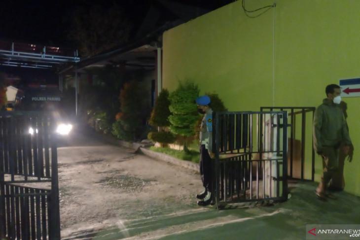 Jenazah teroris Poso tiba di RS Bhayangkara Palu begini penjelasannya
