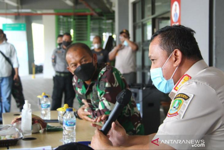 Pangdam Jaya monitoring vaksinasi COVID-19 di Kota Bekasi
