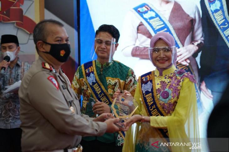 Duta Lantas menjadi agen keselamatan mengedukasi generasi muda