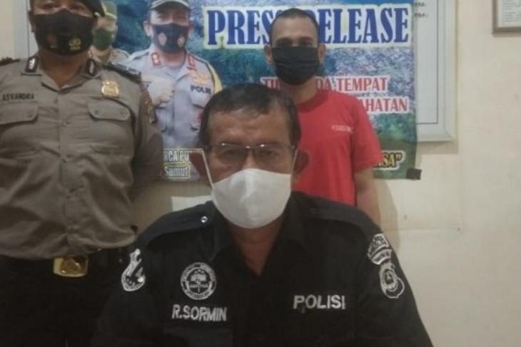 Polisi tembak buronan pengedar narkoba