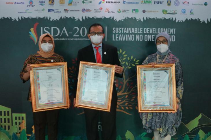 Adaro wins three platinum awards in ISDA 2021