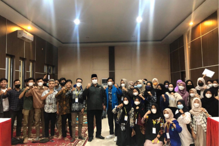 Anggota DPRD Provinsi Jambi Kemas Alfarabi paparkan tentang Islam dan Keindonesiaan