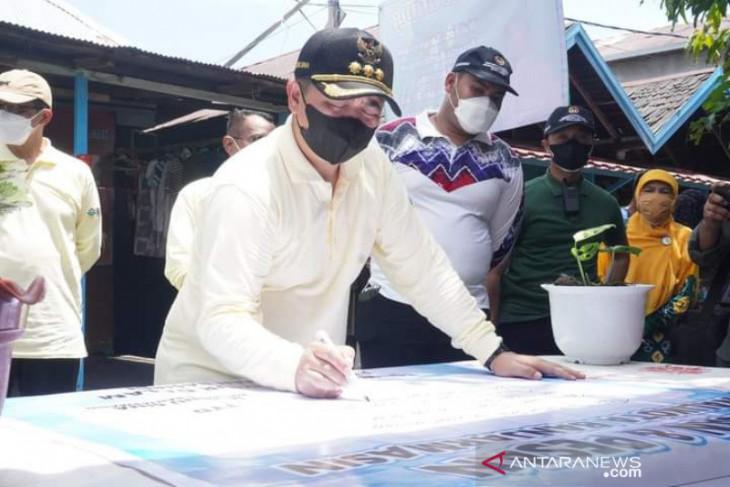 Banjarmasin launches climate village