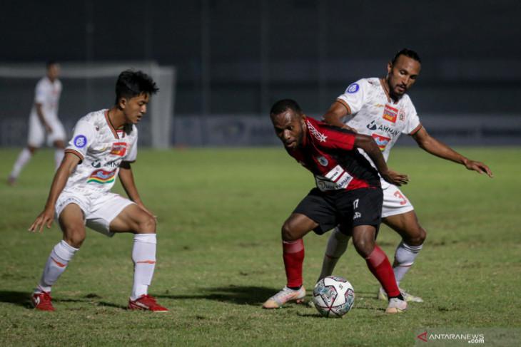 Liga 1 Indonesia: Angelo akui Persija kesulitan hadapi permainan cepat Persipura