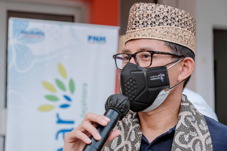 Harness pandemic as momentum to revive together: Minister Uno
