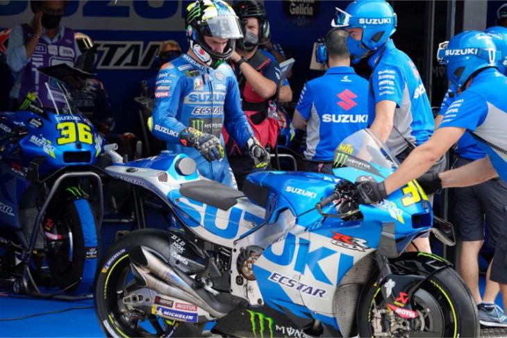MotoGP: Jeblok dalam kualifikasi, Mir andalkan