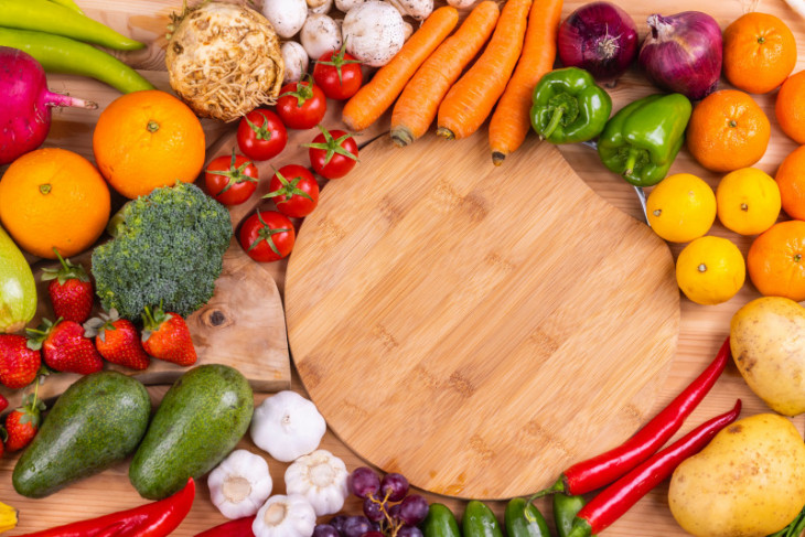 Delapan makanan yang bisa ceriakan  suasana tubuh