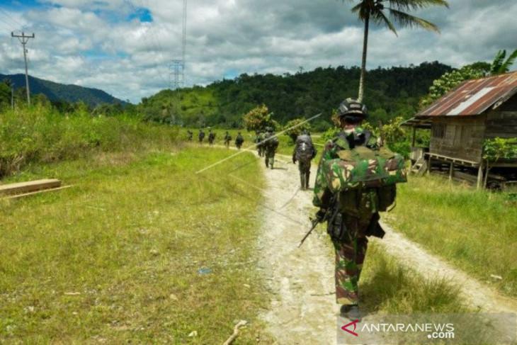 Semua pihak dukung TNI-Polri berantas terorisme