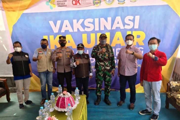 Sebanyak 500 pelayar Bangkalan jadi sasaran vaksinasi IKA Unair