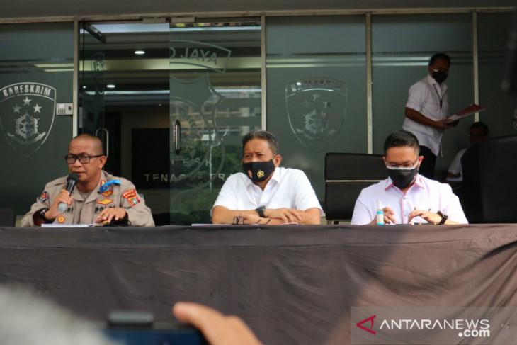 Polisi teliti laporan Luhut terhadap Haris Azhar-Fatia Maulidiyanti