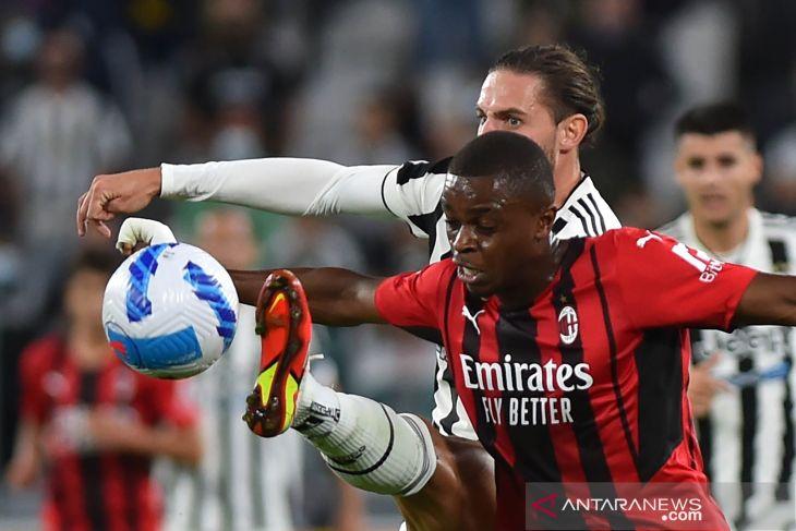 Liga Italia: Simon Kjaer tambah daftar pemain cedera AC Milan