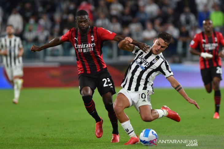 AC Milan paksa Juve lanjutkan puasa kemenangan