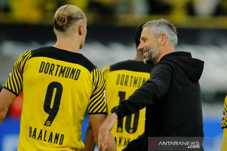 Liga Jerman: Marco Rose akui Dortmund perlu asah kemampuan kelola pertandingan