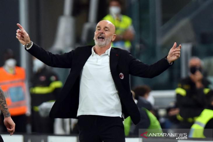 Pioli merasa laga Juventus vs AC Milan 48 menit