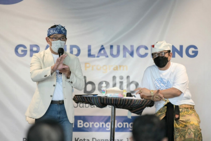 Belajar dari Beli Bali Kolaborasi Jabar dan Bali untuk pulihkan UMKM