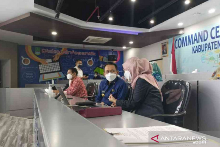 Kabupaten Bekasi targetkan kekebalan kelompok tercapai dua pekan mendatang
