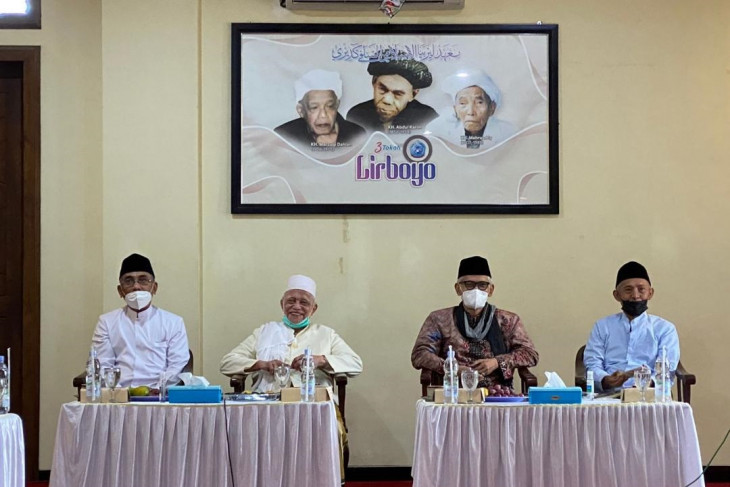 Sejumlah kiai sepuh berkumpul di Lirboyo, minta Muktamar NU digelar tahun ini