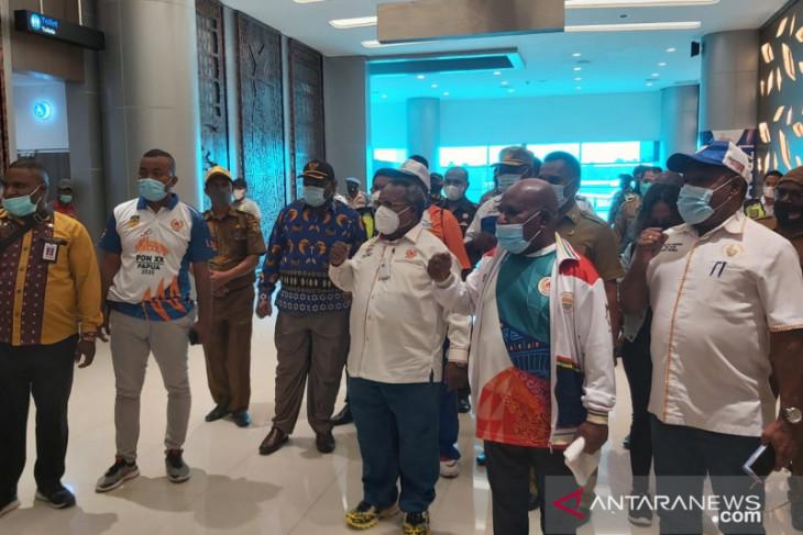 Gubernur Enembe sebut PON XX pertaruhan harga diri orang Papua