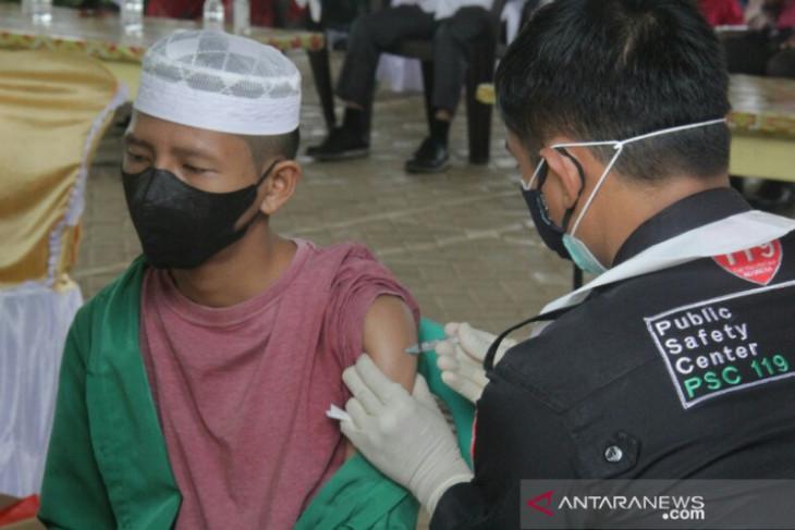 Riyad : Wali santri setuju vaksin agar belajar tatap muka