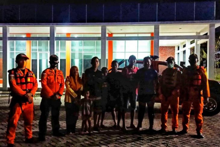 Lima korban kapal hanyut di perairan Morotai diselamatkan perhatikan kelayakan armada