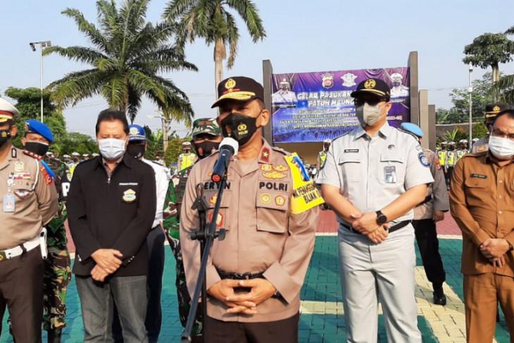 Jasa Raharja Banten dukung Operasi Patuh Maung 2021