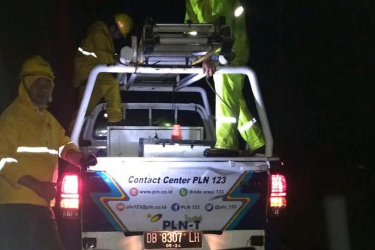 PLN normalkan pasokan listrik akibat banjir di Mitra-Sulut