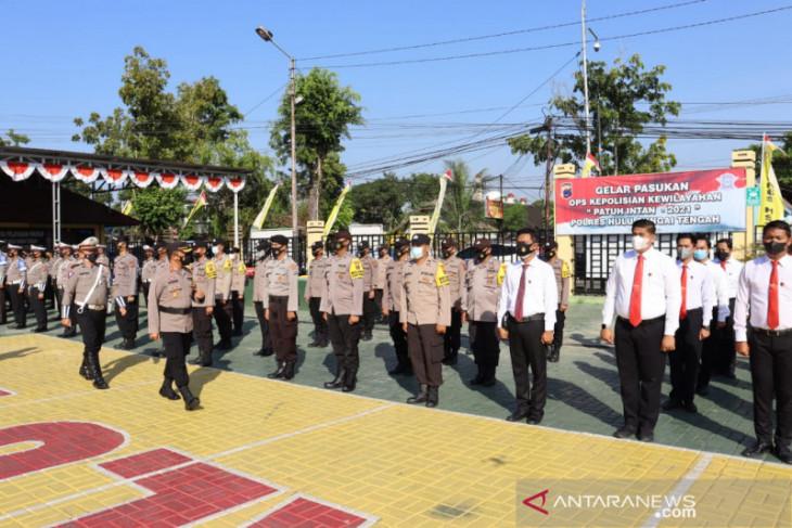 Operasi Kepolisian Patuh Intan 2021 prioritaskan penegakan Prokes