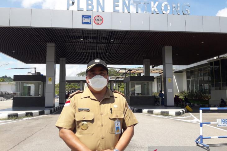 PLBN Entikong mencatat sekitar 100 PMI pulang dari Malaysia setiap hari