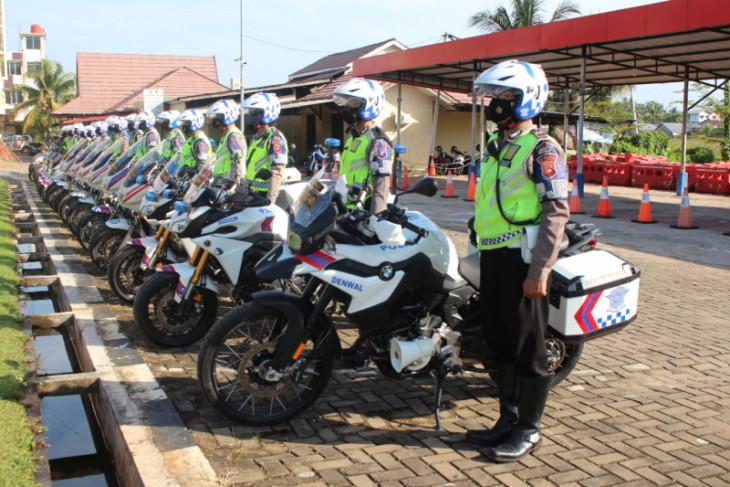 Operasi Patuh Kapuas 2021 Polda Kalbar, utamakan keselamatan pengguna jalan