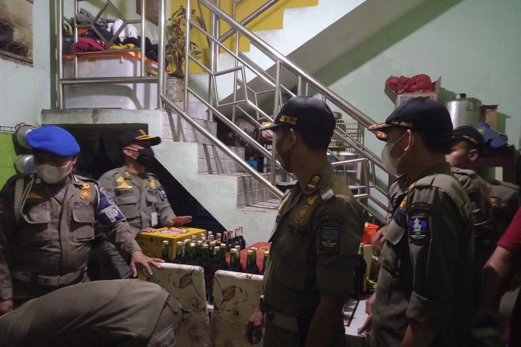 Pemkab dan Polres Serang perkuat operasi pekat