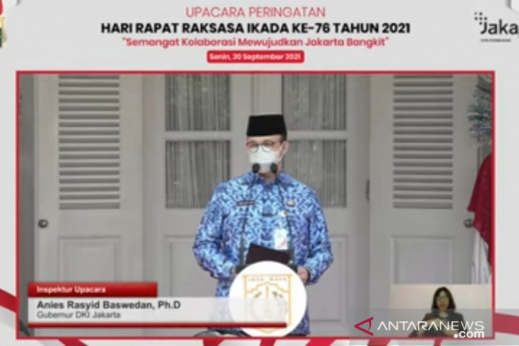 World is in awe of Indonesia's pandemic control: Governor Baswedan