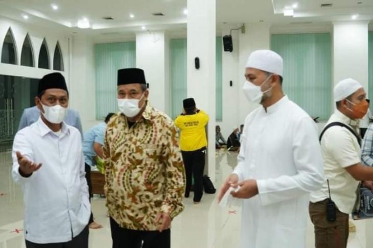 Wali Kota Tebing Tinggi berharap wagub teruskan langkah H.Anif