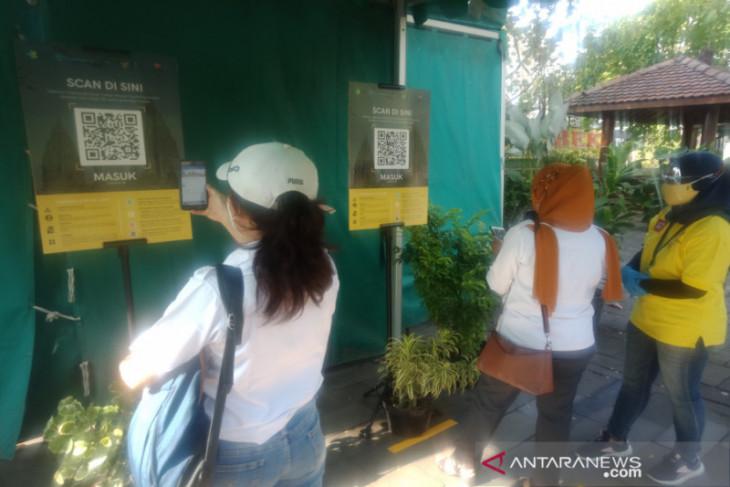 643 wisatawan kunjungi Candi Prambanan selama dua hari uji coba