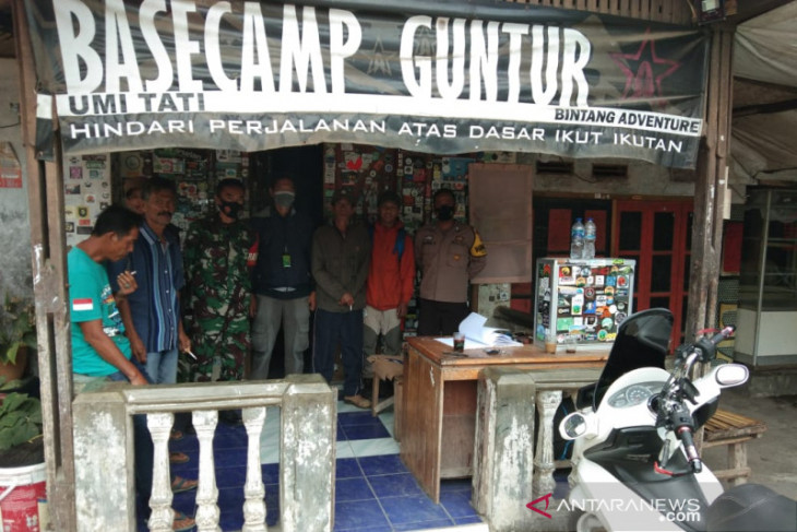 Seorang pendaki Gunung Guntur Garut hilang