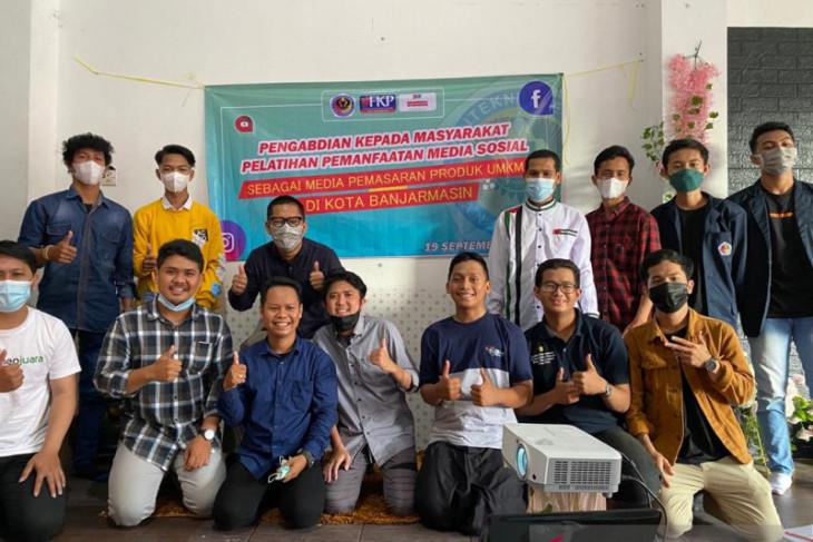 Poliban gelar kegiatan pengabdian bantu UMKM hadapi pandemi