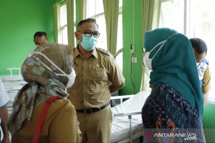 Bupati Bogor resmikan rumah oksigen bantuan PT Antam di Nanggung