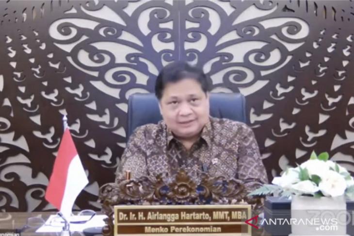 Menko Airlangga: PPKM luar Jawa-Bali diperpanjang hingga 4 Oktober