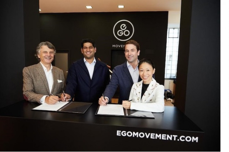 TVS Motor Company forays into the personal e-mobility business with a majority stake in European e-bike brand EGO Movement