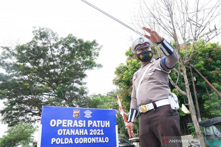 Polda Gorontalo gelar Operasi Patuh Otanaha 2021