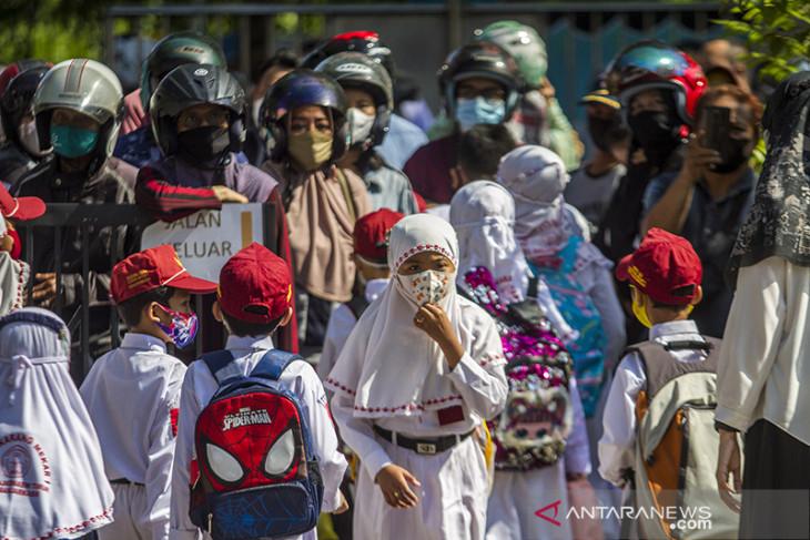 Pemkot Banjarmasin Kembali Melaksanakan PTM