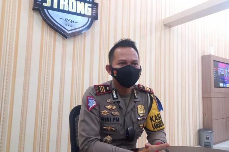 Polres Sukabumi tekankan penerapan prokes selama Operasi Patuh Lodaya